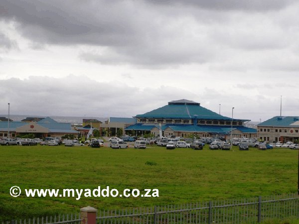 Port Elizabeth Airport to Zuurberg Inn